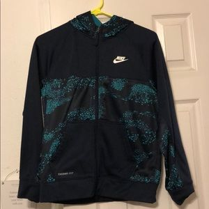 Women's Nike  therma- fit jacket